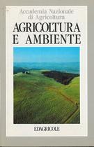 Agricoltura e ambiente, S.l., Edagricole, 1991