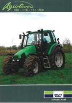 AGROTRON 106 - 110 - 115 MK3