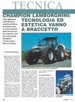 Champion Lamborghini: tecnologia ed estetica vanno a braccetto
