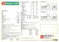 LEOPARD 85