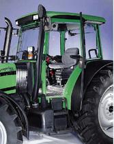 [Deutz-Fahr] trattore Agroplus 100
