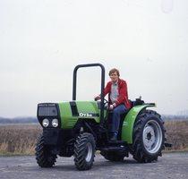 [Deutz-Fahr] vista trattore  DX 3.10 V