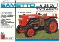 SAMETTO V - 26 Cv