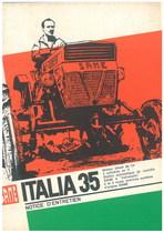 ITALIA 35 - Utilisation et entretien