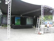 Deutz-Fahr Roadshow presso Meyer Landtechnik, Jade, Germania