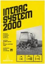 INTRAC SYSTEM 2000 - MIT RAU-KOMBI SPRITZE