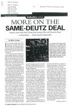 More on the SAME-Deutz deal
