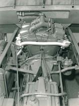Samecar Agricolo - Particolare del motore