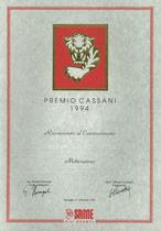 PREMIO CASSANI 1994