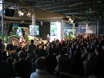 Deutz-Fahr Futterernte Show 2004