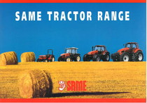 Range Catalogue - Same Tractors Range