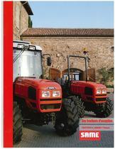 Catalogo di gamma: Des Tracteurs d'exception FRUTTETO II - AGRON F Classic