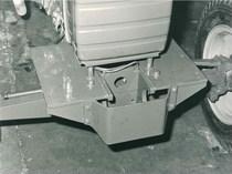 Trattore modello SATURNO 80- Particolare