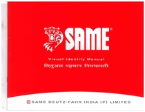 Same Visual Identity Manual