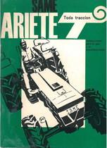 ARIETE T - TODA TRACCION - Uso y manutencion