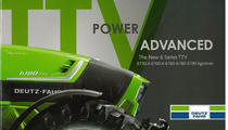 AGROTRON 6150.4-6160.4-6160-6180-6190 THE NEW 6 SERIES TTV - POWER ADVANCED