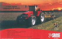 Trattore modello SILVER 160 - 180