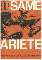 ARIETE - Libretto uso & manutenzione