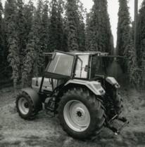 [Deutz-Fahr] prototipo di trattore cofanato DX 4.57