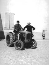 [SAME] trattore DA 17 nell'Azienda Agricola Negrotti Mario, Busseto (PR)