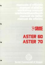 ASTER 60 - 70 - Werkstatthandbuch