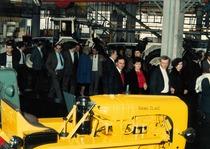 Convention dei concessionari Lamborghini Italia e prove in campo dei nuovi modelli