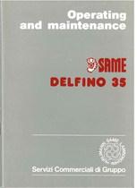 DELFINO 35 - Operating and maintenance