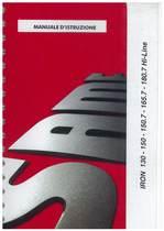 IRON 130 - 150 - 150.7 - 165.7 - 180.7 HI-LINE - Uso e manutenzione