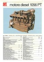 Motore diesel 1056 PT