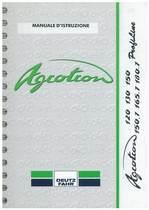 AGROTRON 120-130-150-150.7-165.7-180.7 PROFILINE - Uso e manutenzione