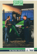 POWERPLUS The tractor specialists