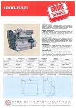 Motore 1000. 6 ATI