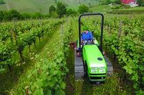 [Deutz-Fahr] trattore Agroclimber al lavoro