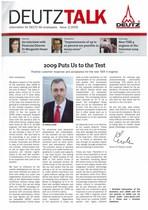 DeutzTalk - Magazin für Mitarbeiter der Deutz AG