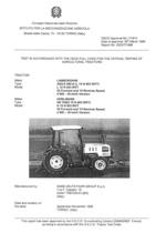 Report test of Lamborghini Agile 660 S