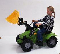[Deutz-Fahr] trattorini giocattolo per bambini