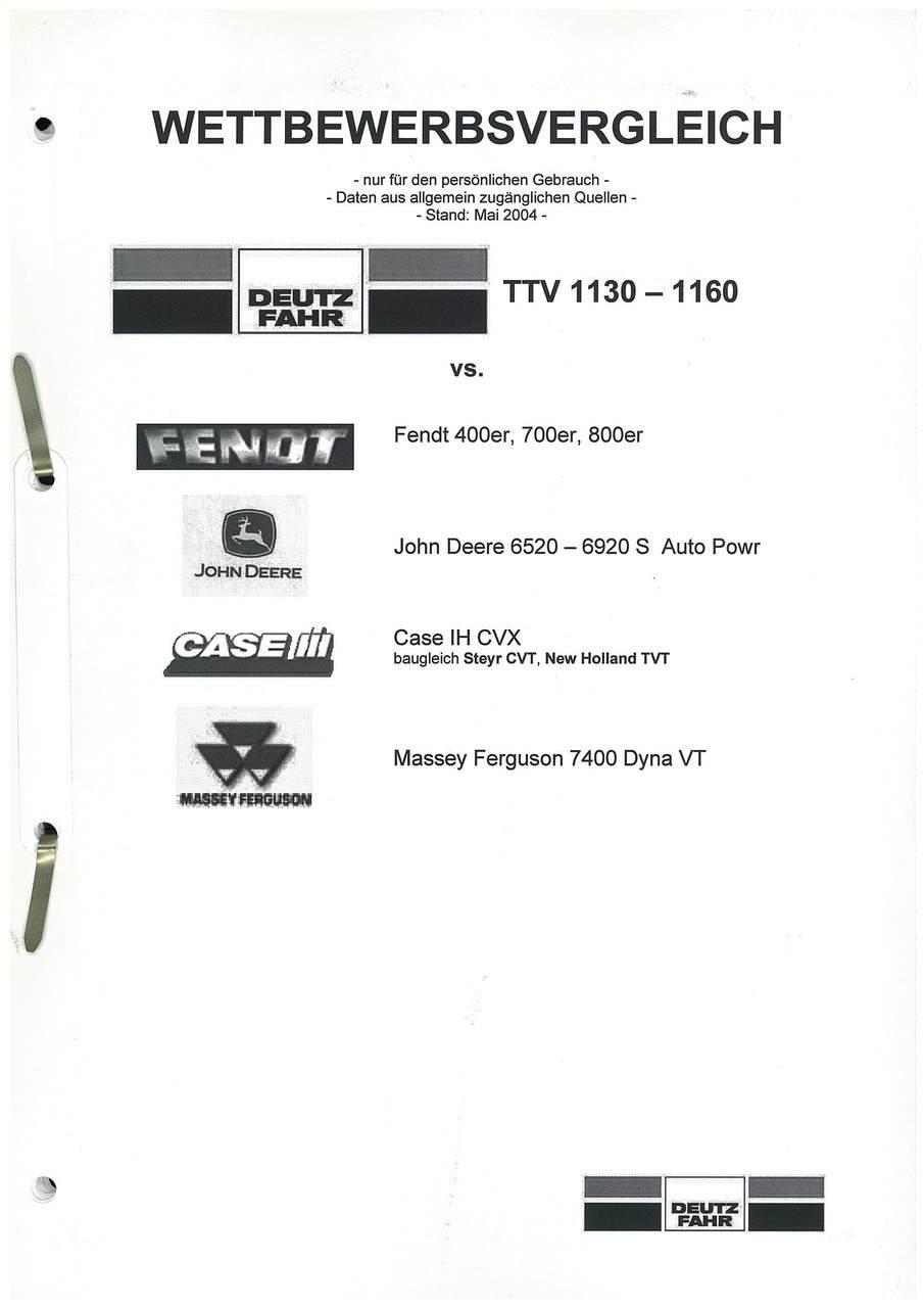 TTV 1130-1160 vs ...
