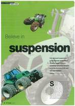 Believe in suspension