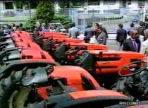 Il nuovo trattore SAME Argon - Linea Verde, Rai 1