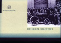Pubblicitaria - HISTORICAL COLLECTION