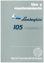 105 FORMULA - Uso y Mantenimineto