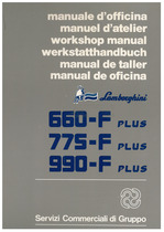 660-775-990 F PLUS - Workshop manual
