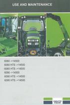 6060 -> 14500 - 6060 HTS -> 14500 - 6065 HTS -> 14500 - 6090 -> 14500 - 6090 HTS -> 14500 - 6095 HTS -> 14500 - Use and maintenance