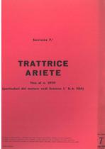 Sez. 7 - ARIETE - Catalogo Parti di Ricambio / Catalogue de pièces de rechange / Spare parts catalogue / Ersatzteilliste / Lista de repuestos