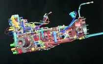 Deutz-Fahr Agrofarm TTV - Getriebe