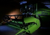 Die mähdrescher-spezialisten präsentieren: TopLiner die neue mähdreschergeneration.