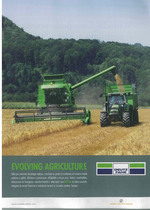 Evolving Agriculture