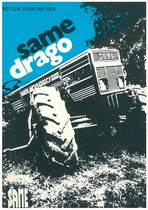 DRAGO - Utilisation et entretien