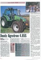 Deutz Agrotron 4.85S