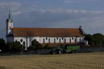 [Deutz-Fahr] trattore Agrotron TTV 630 con rimorchio su strada